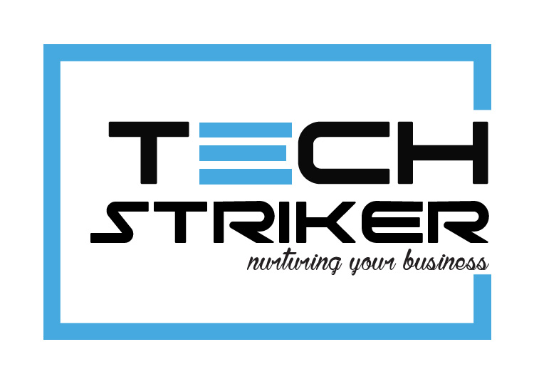 Tech Striker Logo