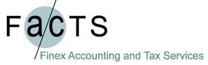 Finex Accounting and Tax Services Logo