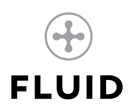 Fluid Advertising Logo