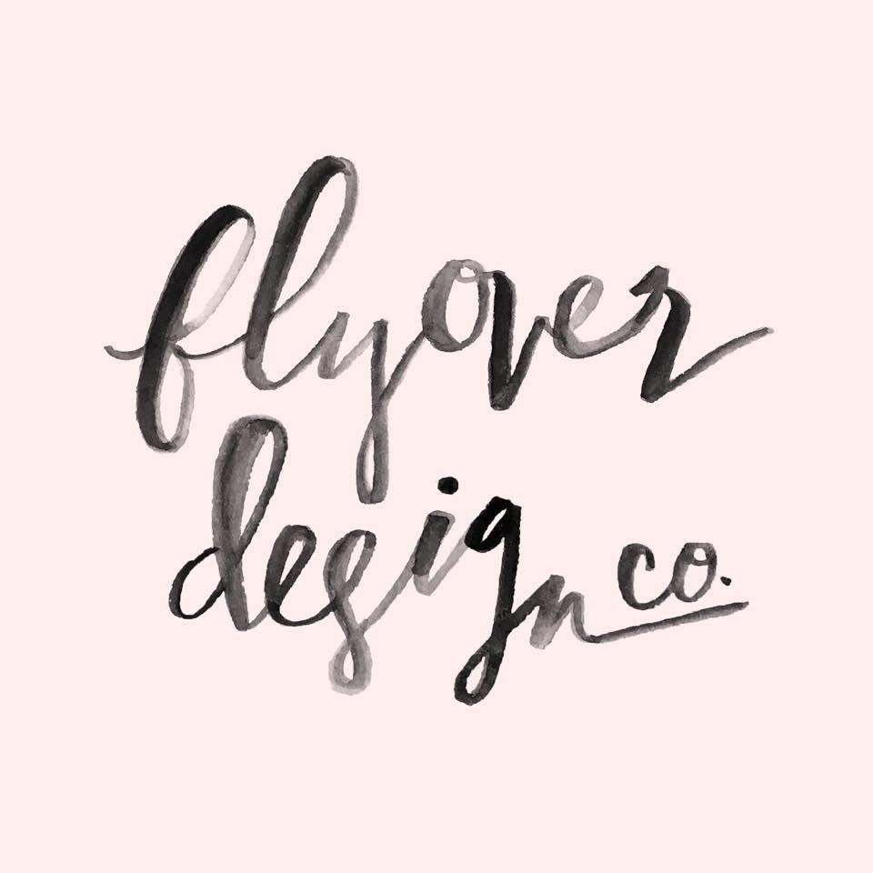 Flyover Design Co.  Logo