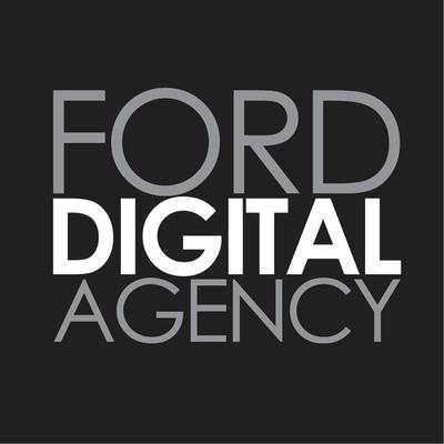 Ford Digital Logo