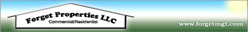 Forget Properties Logo