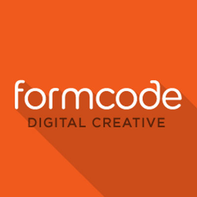Formcode Digital Creative Group Logo