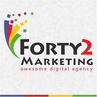 FORTY MARKETING Logo