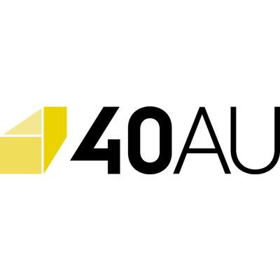 FortyAU Logo