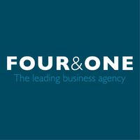 Four and One Logo