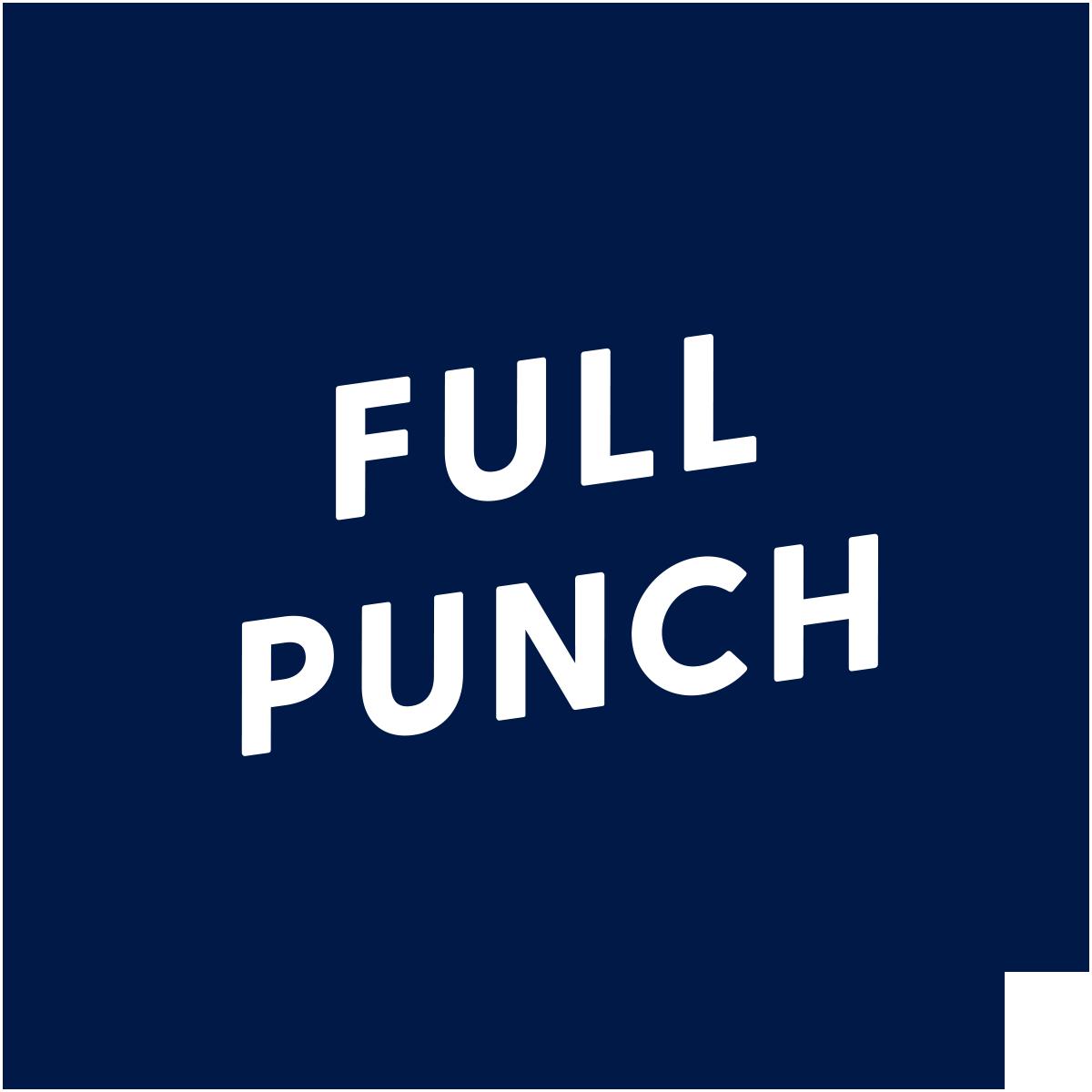 Full Punch Logo