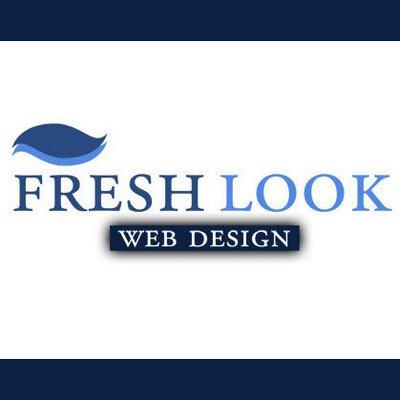 Fresh Look Web Design LLC Logo