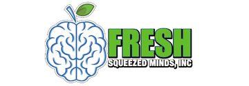 Fresh Squeezed Minds Logo