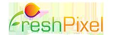Fresh Pixel Design and Branding Inc. Logo