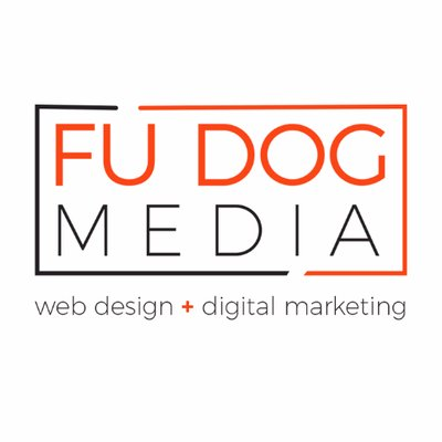 Fu Dog Media Logo