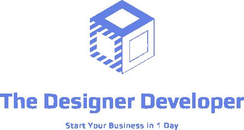 The Designer Developer Logo