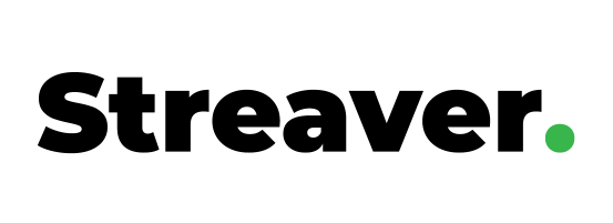 Streaver Logo