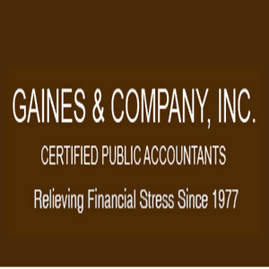Gaines & Co. logo