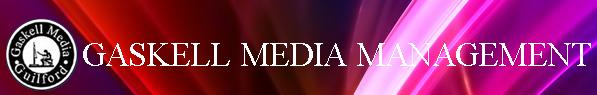 Gaskell Media Management Logo