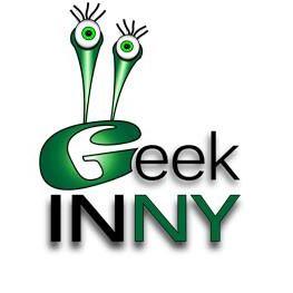 Geek in NY Logo