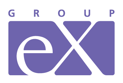 Group eX Logo