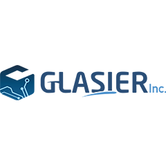 Glasier Inc. Logo