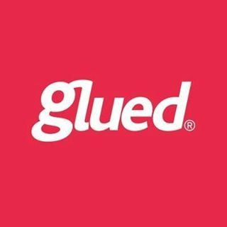 Glued Logo