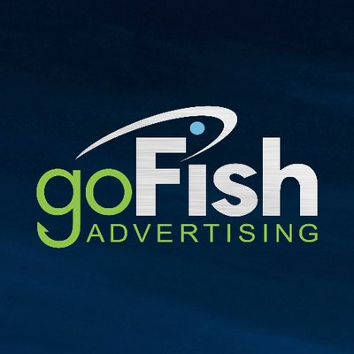 Go Fish Advertising Logo