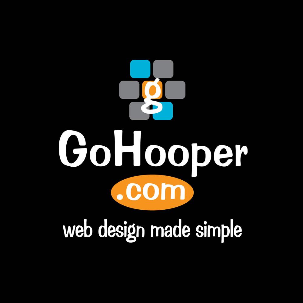 GoHooper Web Design Logo