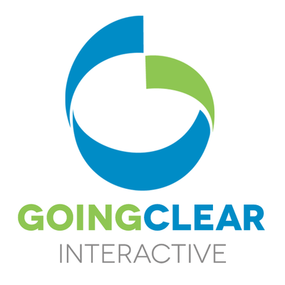 GoingClear Interactive Logo