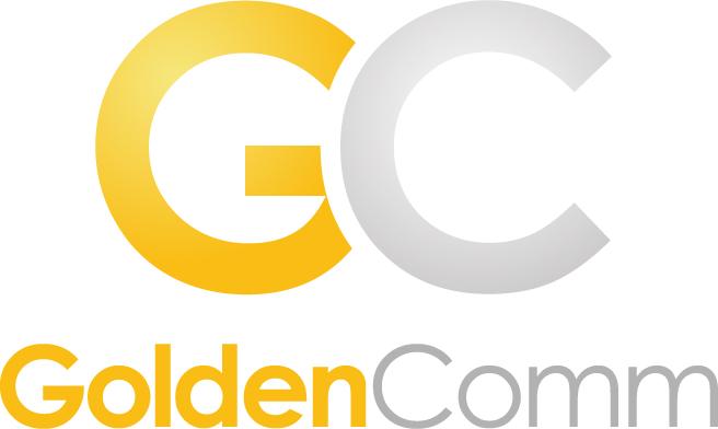 GoldenComm Logo