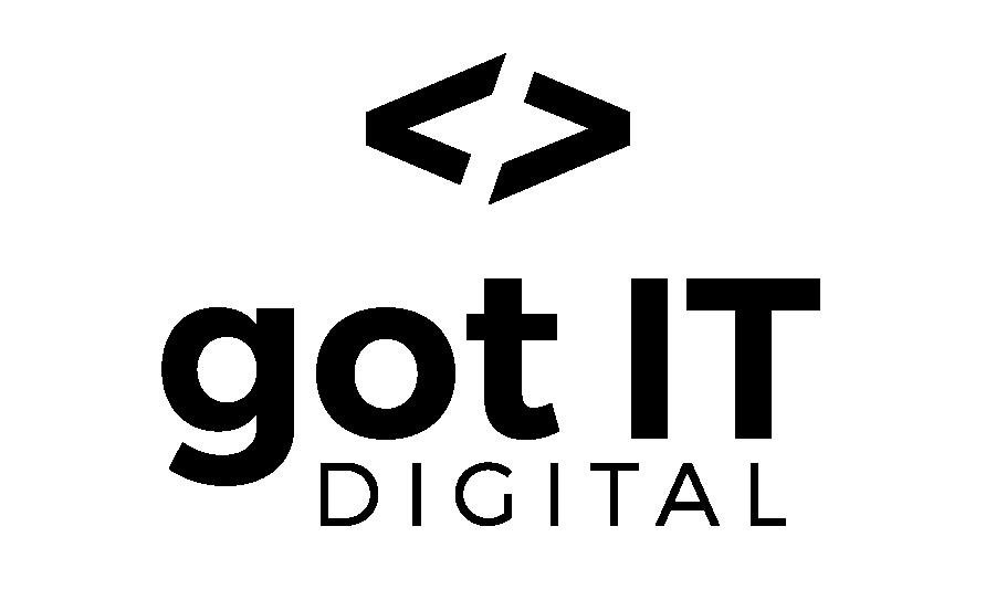 Got IT Digital Logo
