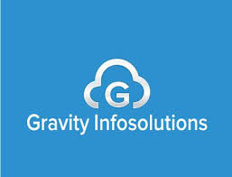 Gravity Infosolutions Inc. Logo