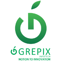 Grepix Infotech Pvt.Ltd Logo
