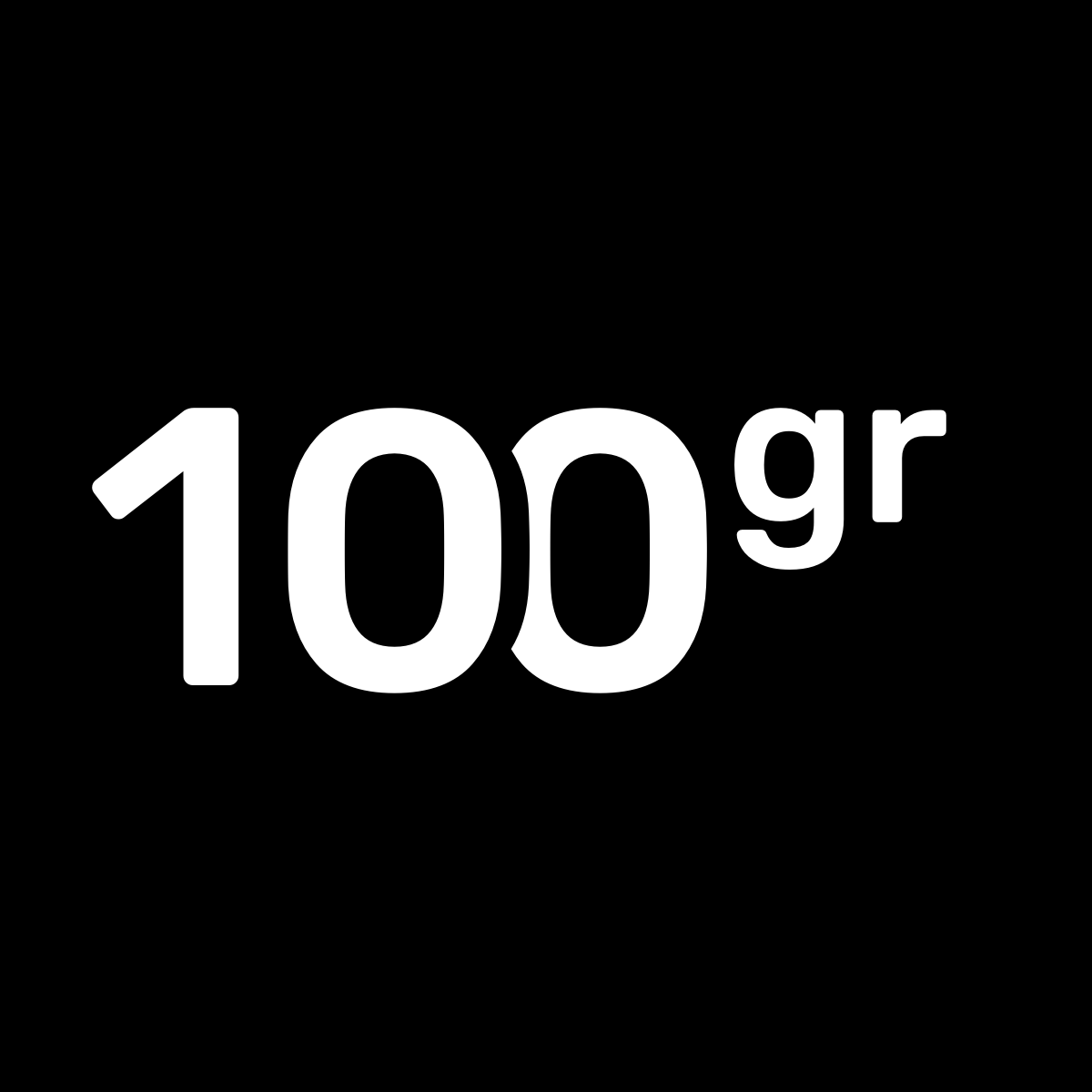 100grams Logo