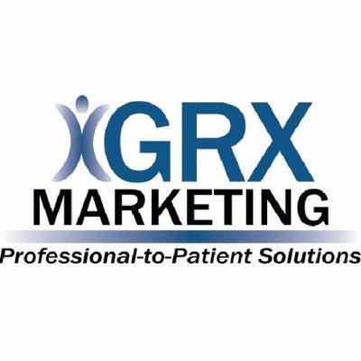 GRX Marketing logo