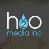 H2O Media Inc. Logo