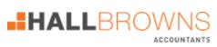 Hall Browns Accountants Logo