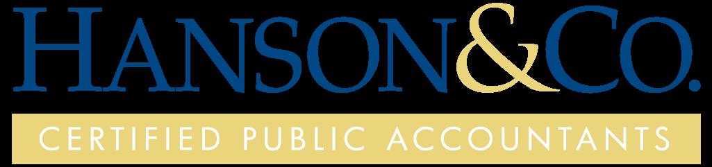 Hanson & Co. CPAs Logo
