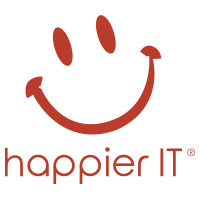 Happier IT Logo