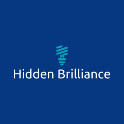 Hidden Brilliance Digital Marketing Logo