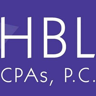 HBL CPAs, P.C. logo