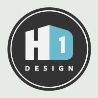 HD1Design Logo