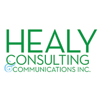 Healy Consulting & Comm Logo