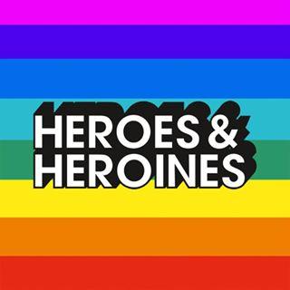 HEROES & HEROINES Logo