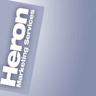 Heron Marketing Services Logo
