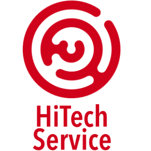 HiTech Service LLC Logo