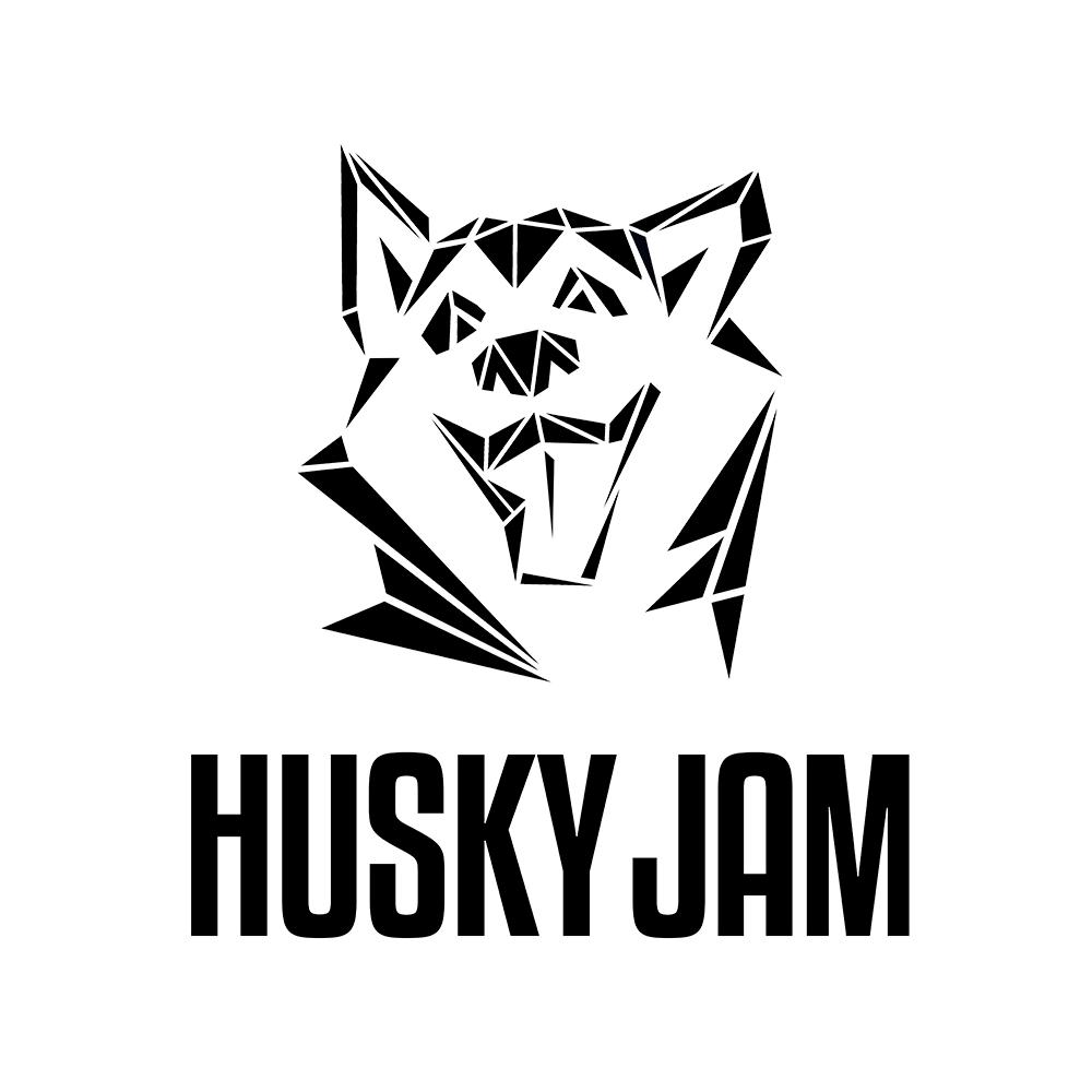 Husky Jam Logo