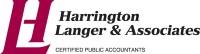 Harrington Langer & Associates Logo