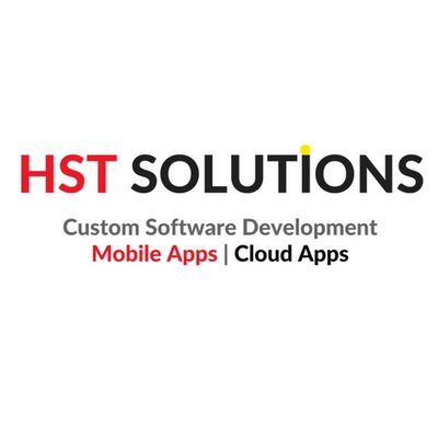 HST Solutions Logo