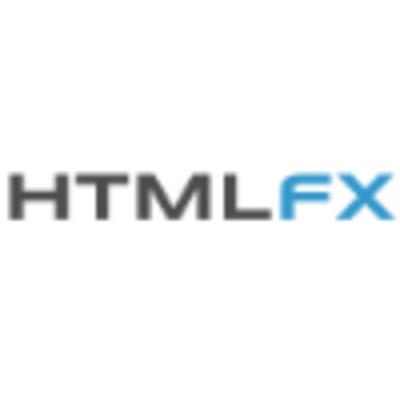 HTMLfx Logo