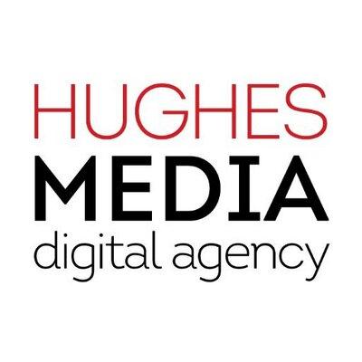 Hughes Media Logo