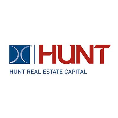 Hunt Real Estate Capital Logo