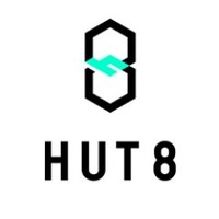 Hut 8 Mining Corp. Logo